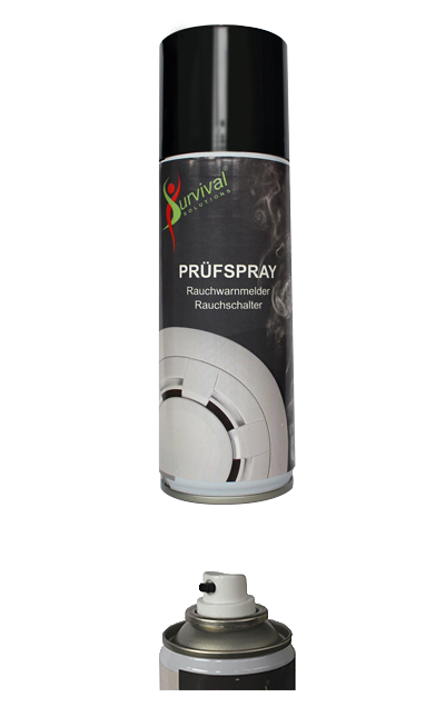 Survival Solutions Prüfspray
